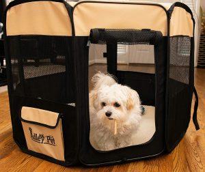 Adley Premium Pet Playpen