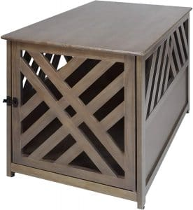 Casual Home Chappy Wooden Pet Crate