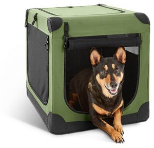 Frisco Indoor & Outdoor Soft Dog Crate
