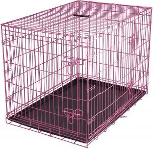 Internet's Best Wire Dog Kennel