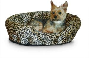 K&h Pet Products Self Warming Nuzzle Nest Pet Bed
