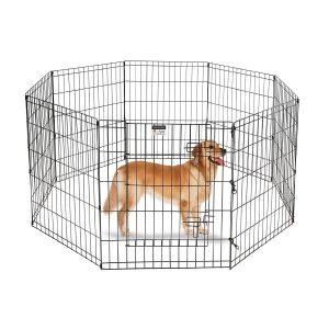 Pet Trex Playpen Hogh Panels For Dogs