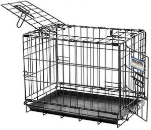 Precision Pet Two Door Great Crate