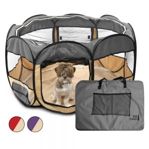 Ska Products Portable Puppy Pet Playpen