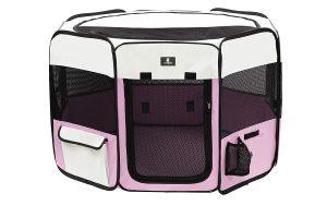 X Zone Pet 45 Portable Foldable Pet Dog Cat Playpen