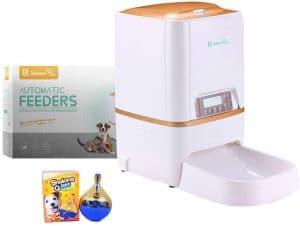 Belopezz 6l Smart Pet Automatic Feeder