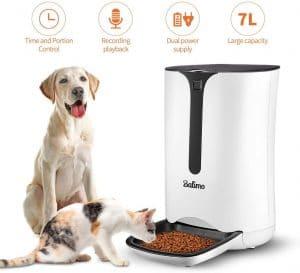 Balimo Automatic Smart Pet Feeder