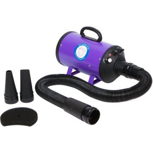 Flying Pig Grooming Flying One High Velocity 4.0 Hp Motor Dog Pet Grooming Force Dryer product image