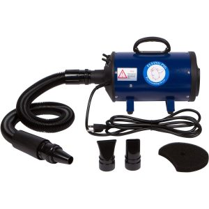 Flying Simple Dog Cat Pet Force Dryer with Heater