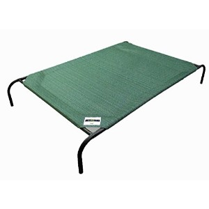 Gale Pacific Coolaroo Elevated Pet Bed with Knitted Fabric product image