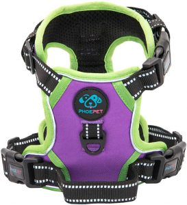 Phoepet 2019 Upgraded No Pull Dog Harness