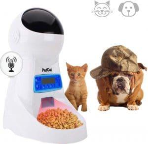 Petcul Automatic Dog & Cat Feeder