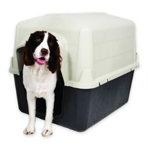 Petmate Barnhome III Dog House product image