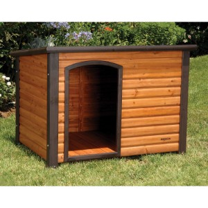Precision Pet Extreme Log Cabin product image