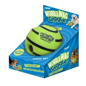 Allstar Innovations Wobble Wag Giggle Ball Product Image