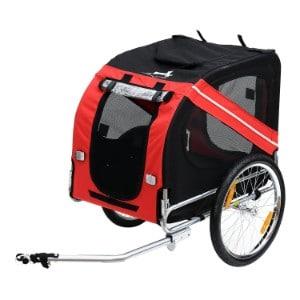 Aosom Elite Pet Bike Carrier Trailer Product Image