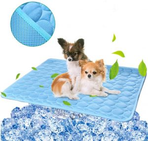 Besazw Cooling Mat Pad For Dogs