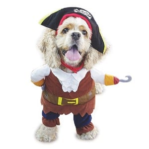 Nacoco Pet Dog Costume Pirates Of The Caribbean Style Product Image