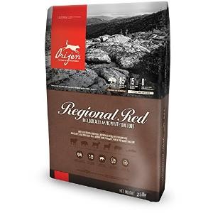 Orijen Regional Red Dog Food Product Image