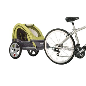 Pacific Cycle Instep Sync Single Bicycle Trailer Product Image
