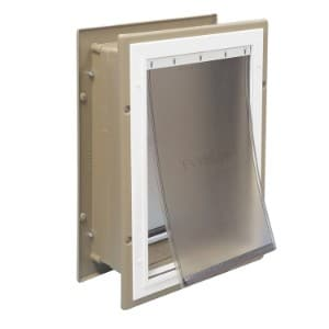 Petsafe Wall Entry Pet Door With Telescoping Tunnel Product Image