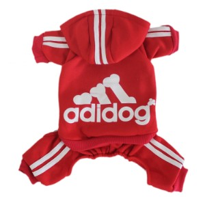 Scheppend Adidog Pet Clothes For Dog Product Image