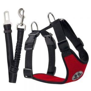 Slowton Dog Car Harness