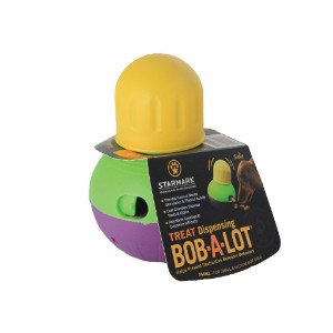 Starmark Bob A Lot Interactive Dog Toy Image du produit