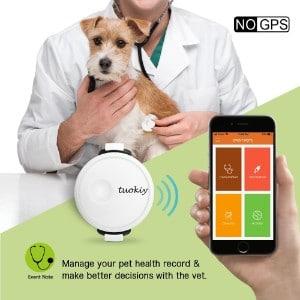 Tuokiy Pet Fitness Tracker Product Image