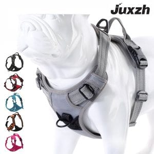 Juxzh Soft Front Dog Harness