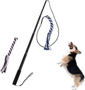 Ang Interactive Dog Tug Toy