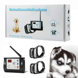 Blingbling Petsfun Electric Wireless Dog Fence System