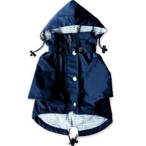 Elite Dog Wear Zip Up Dog Raincoat Product Image