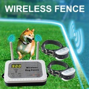 Justpet Wireless Dog Fence