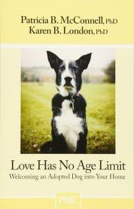 Il n'y a pas d'âge pour l'amour Bienvenue chez un chien adopté chez vous