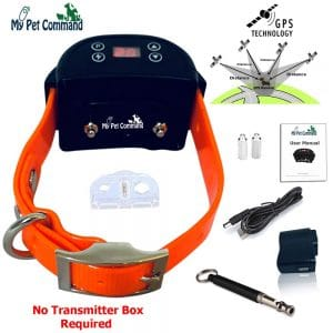 My Pet Command Wireless Electric Fence
