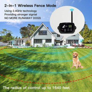 Nacrl Wireless Dog Fence