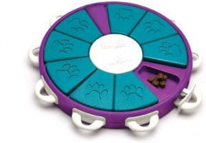 Nina Ottosson Dog Twister Advanced Dog Puzzle Toy