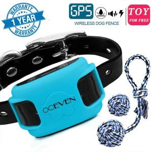 Oceven Wireless Dog Fence System With Gps