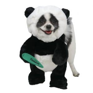 Pandaloon Panda Pet Costume