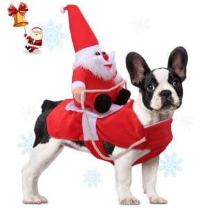 Relting Pet Christmas Costumes