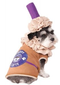 Rubie's Puppy Latte Pet Costume