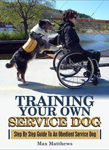 Oman palvelukoiran koulutus Opas koirallesi askel askeleelta opas tottelevalle palvelukoiralle