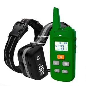 Tbi Pro Professional K9 Dog Shock Training Collar