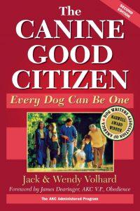 Un bon citoyen de chien Chaque chien peut être un