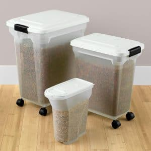 5 Best Dog Food Container Reviews