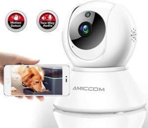 Boocosa Us Pet Camera