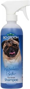 Bio Groom Waterless Cats And Dog Bath Shampoo
