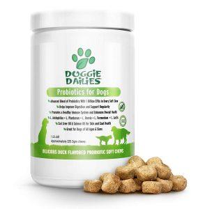 Doggie Dailies Probiotics