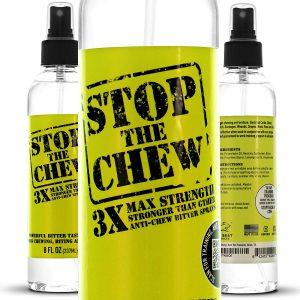 Emmy's Best Stop The Chew 3x Strength Anti Chew Bitter Spray